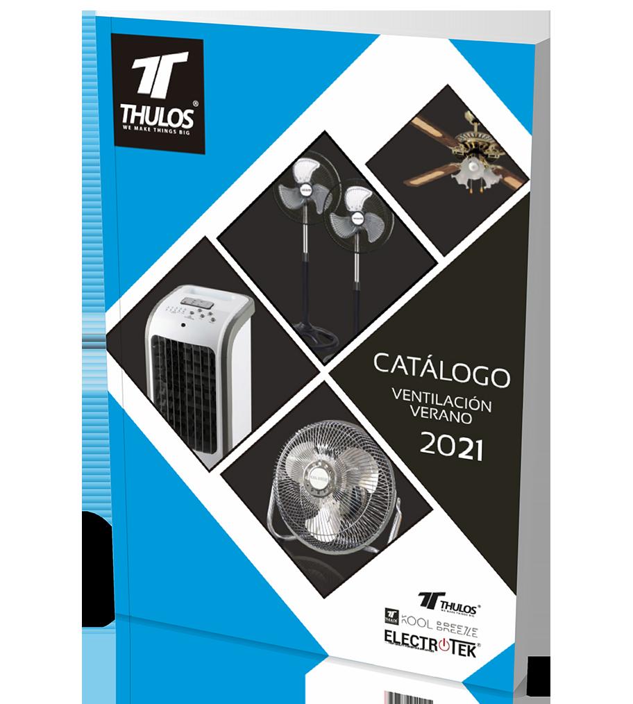 Catálogo Ventilación
